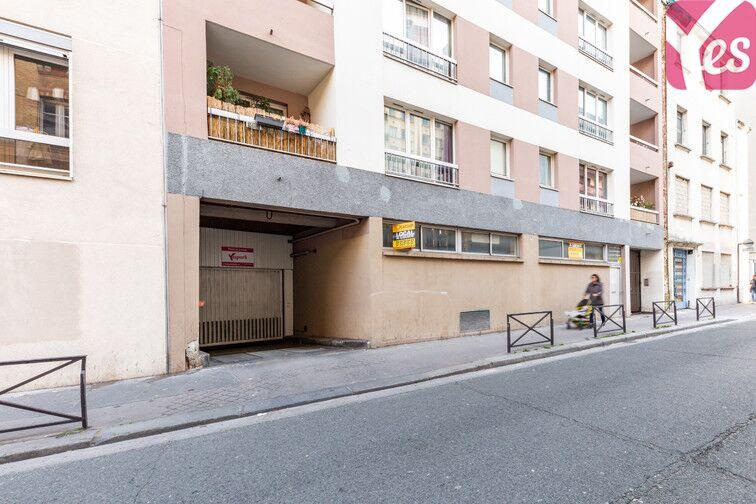 Parking Théâtre de Ménilmontant - Paris 20 75020