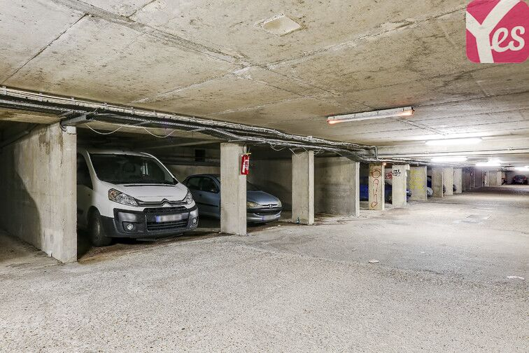 Parking Théâtre de Ménilmontant - Paris 20 à louer