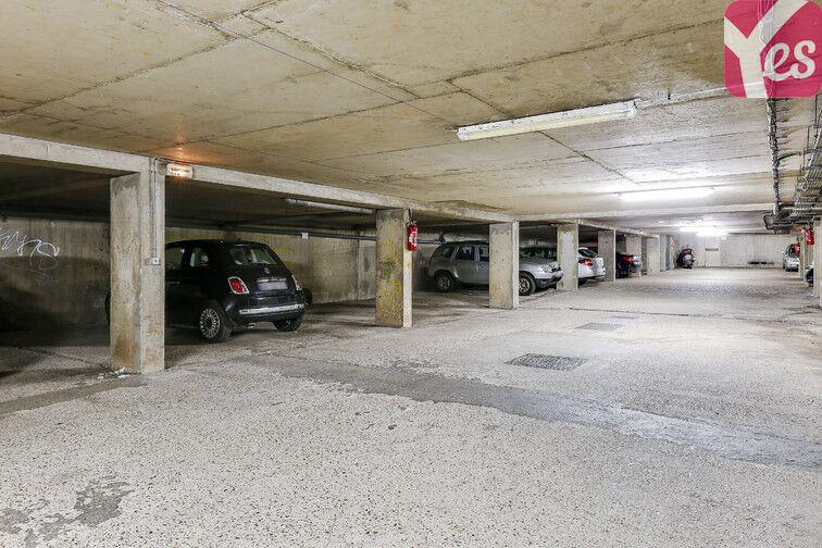 Parking Théâtre de Ménilmontant - Paris 20 avis