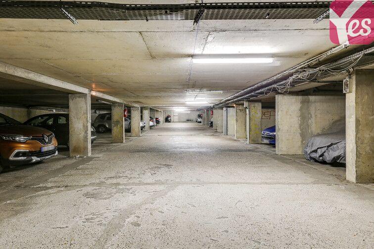 Parking Théâtre de Ménilmontant - Paris 20 Paris