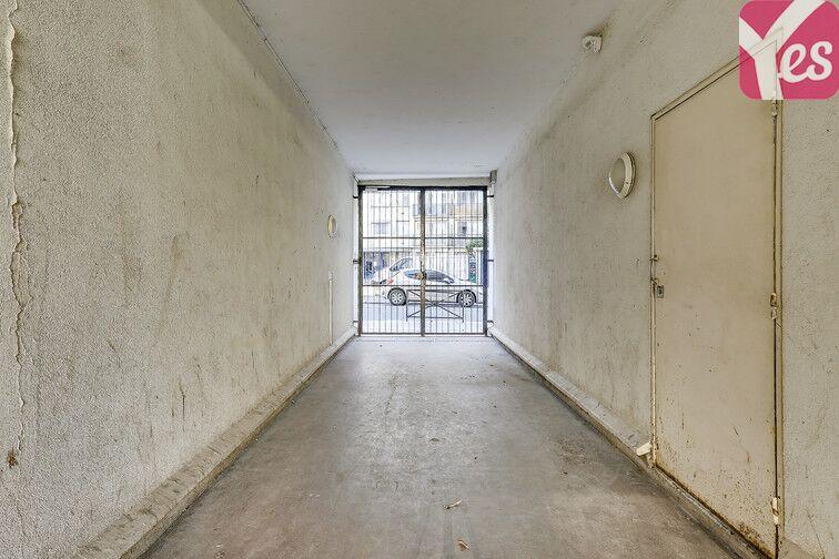 Parking Théâtre de Ménilmontant - Paris 20 sécurisé
