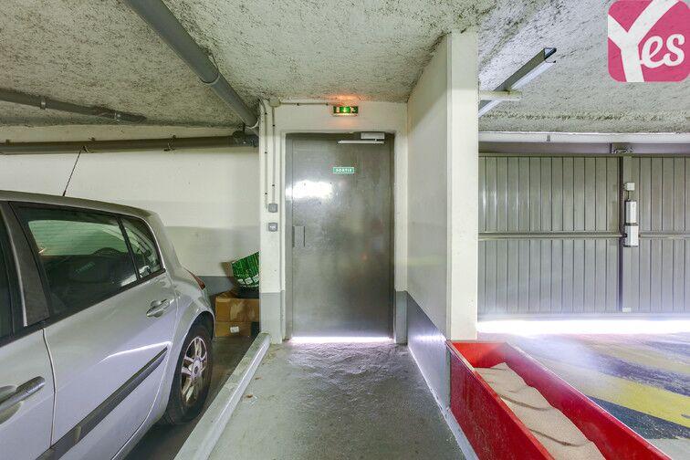 Parking Vilmorin - Massy caméra