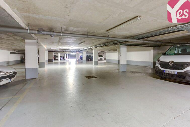 Parking Vilmorin - Massy location