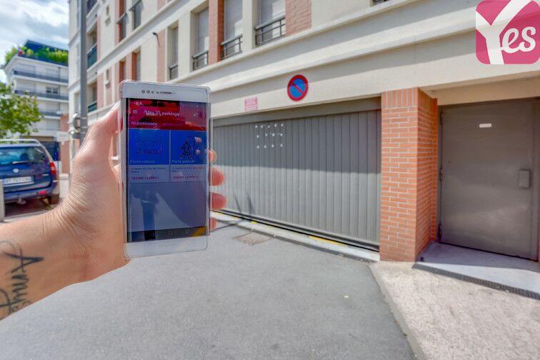 location parking Vilmorin - Massy