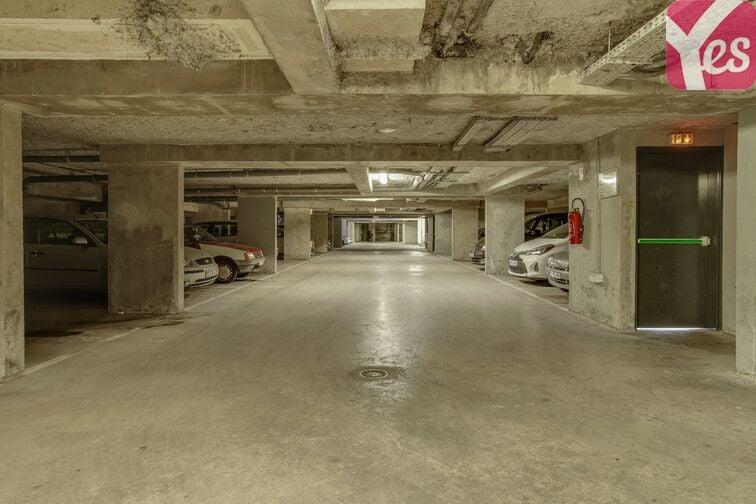 Parking Bergonié - Bordeaux 2 rue Lherisson
