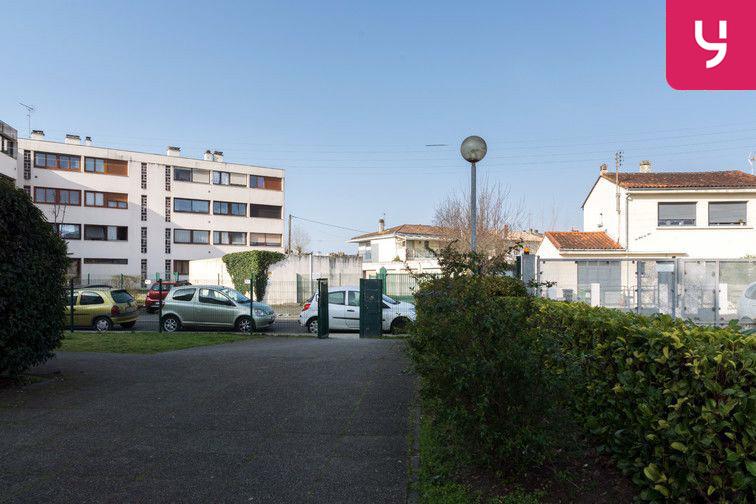 Parking Gare de Caudéran-Mérignac - Aérien Mérignac