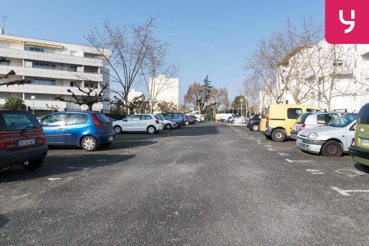 Parking Gare de Caudéran-Mérignac - Aérien pas cher