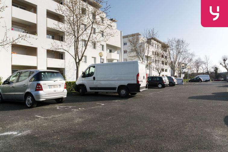 Parking Gare de Caudéran-Mérignac - Aérien 33700
