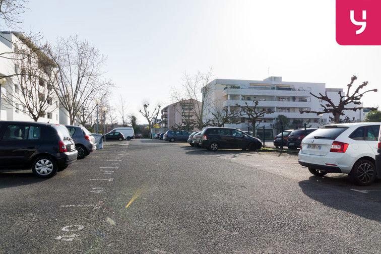 Parking Gare de Caudéran-Mérignac - Aérien avis