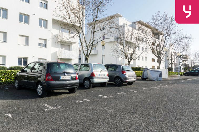 Parking Gare de Caudéran-Mérignac - Aérien à louer