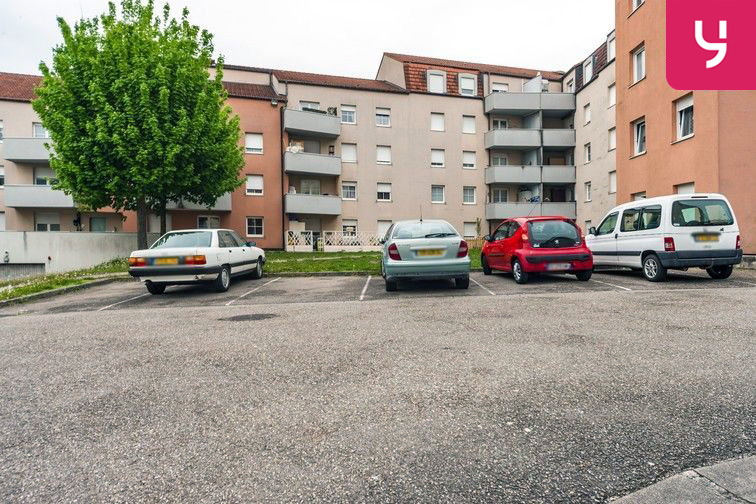 Parking Forbach - Centre-Ville (aérien) location mensuelle