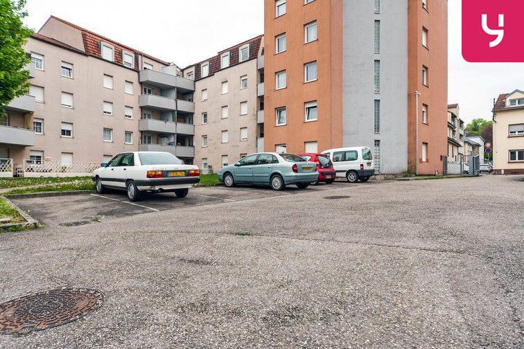 Parking Forbach - Centre-Ville (aérien) gardien