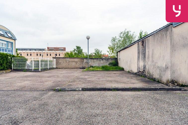 Parking Forbach - Centre-Ville (aérien) souterrain