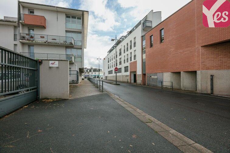 Parking Saint-Pierre-des-Corps - Centre-ville - Gare garage