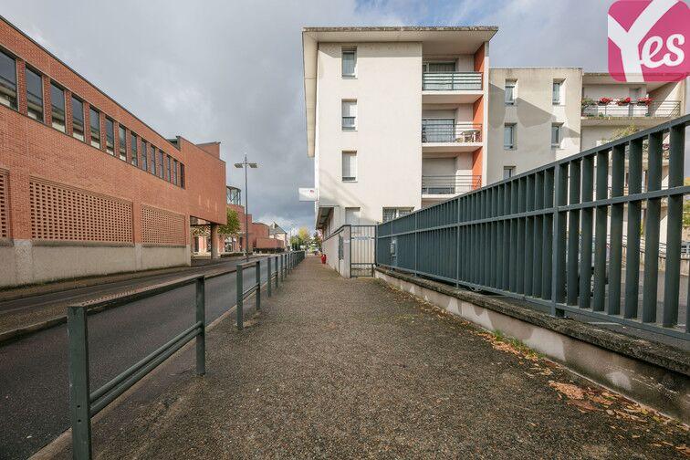 Parking Saint-Pierre-des-Corps - Centre-ville - Gare box