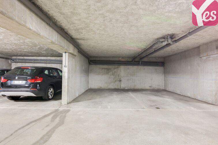 Parking Saint-Pierre-des-Corps - Centre-ville - Gare gardien