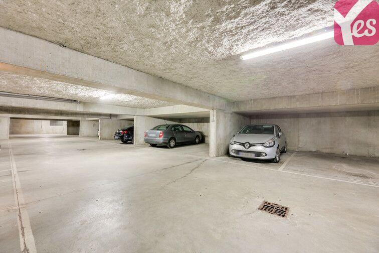 Parking Saint-Pierre-des-Corps - Centre-ville - Gare pas cher