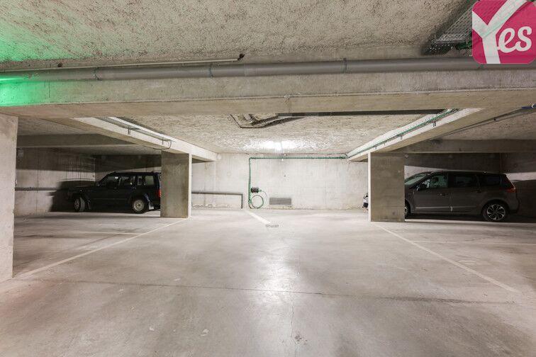 Parking Saint-Pierre-des-Corps - Centre-ville - Gare sécurisé