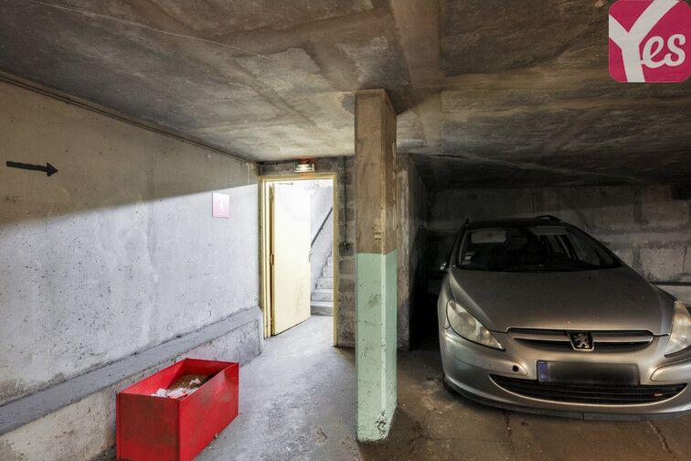 Parking Renardière - Rosny-sous-Bois sécurisé