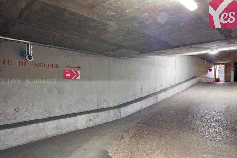 Parking Renardière - Rosny-sous-Bois caméra