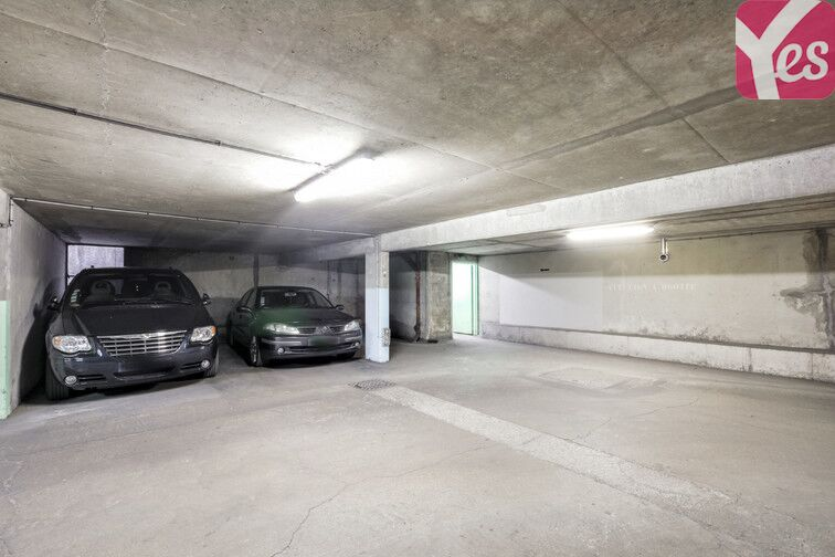 Parking Renardière - Rosny-sous-Bois souterrain
