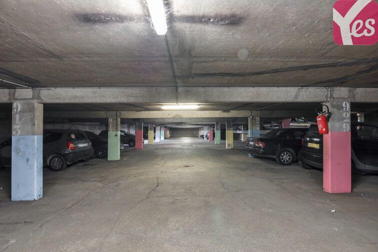 Parking Renardière - Rosny-sous-Bois 24/24 7/7