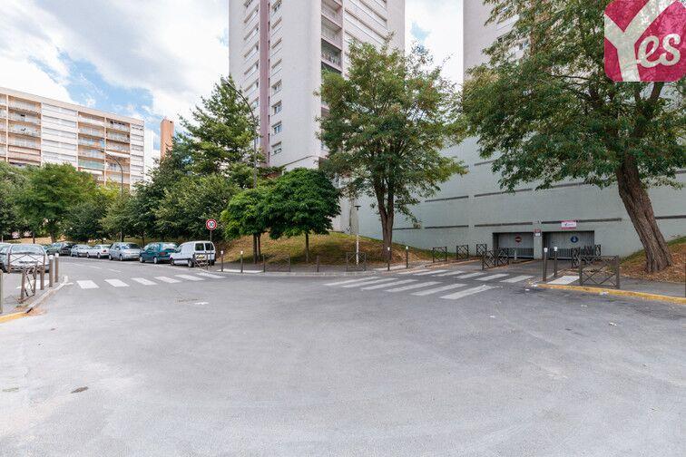 Parking Renardière - Rosny-sous-Bois 93110