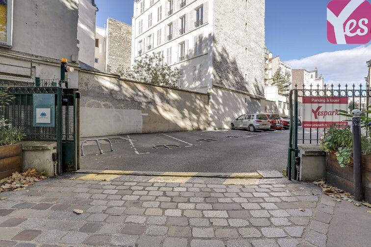 Parking Denfert-Rochereau - Paris 14 2 square de l'Aide Sociale