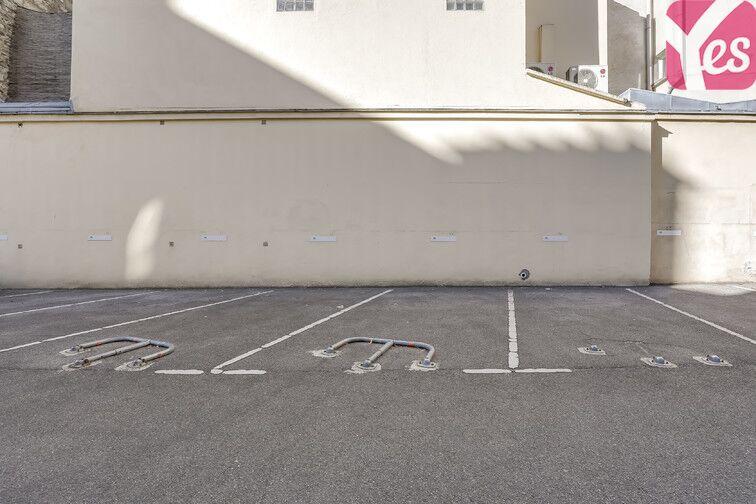 Parking Denfert-Rochereau - Paris 14 caméra