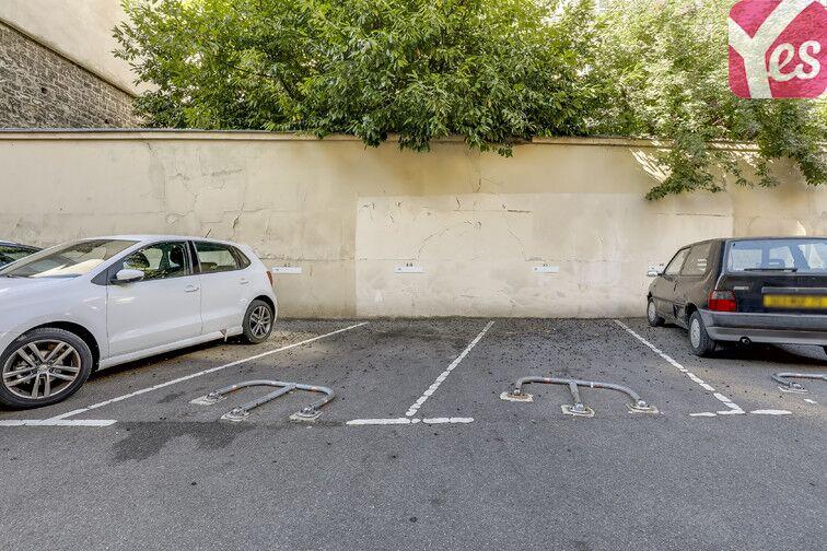 Parking Denfert-Rochereau - Paris 14 box
