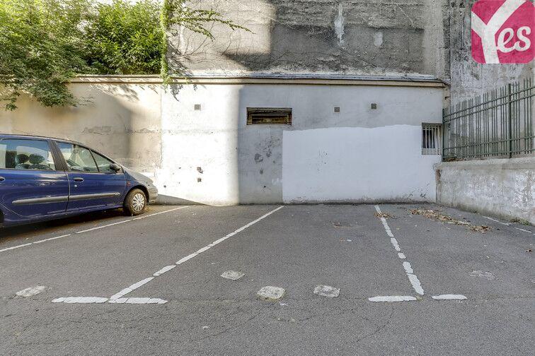 Parking Denfert-Rochereau - Paris 14 sécurisé