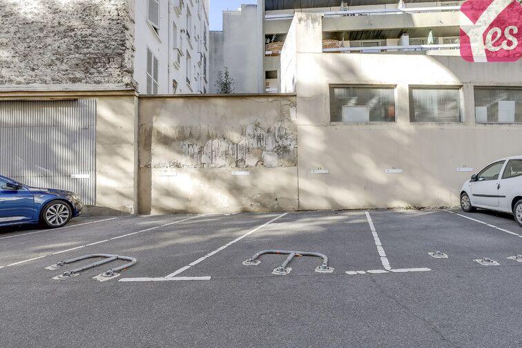 Parking Denfert-Rochereau - Paris 14 location mensuelle