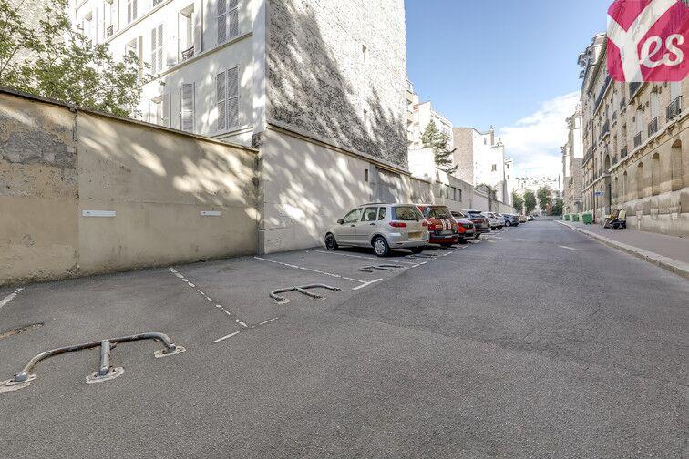 Parking Denfert-Rochereau - Paris 14 Paris