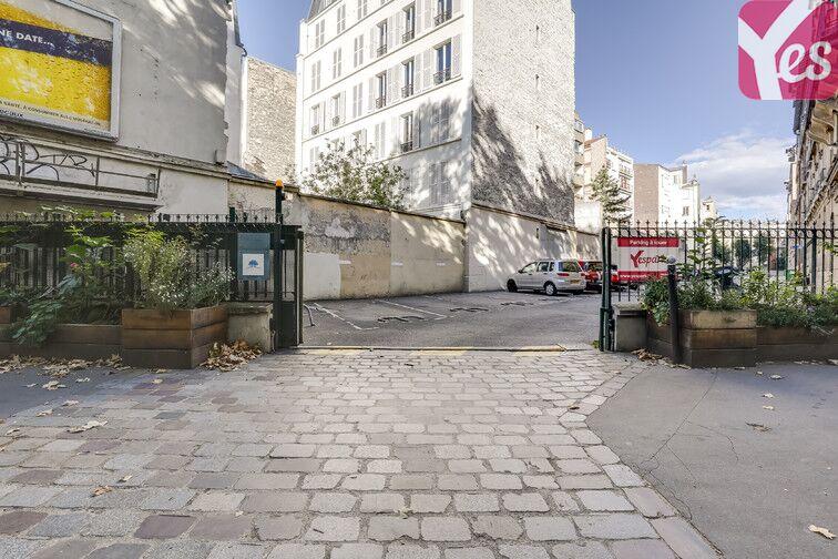Parking Denfert-Rochereau - Paris 14 garage
