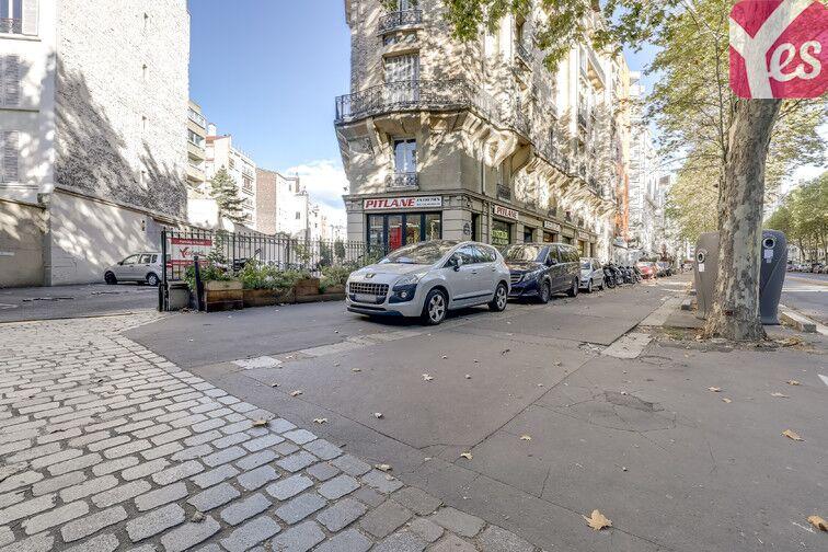 Parking Denfert-Rochereau - Paris 14 à louer