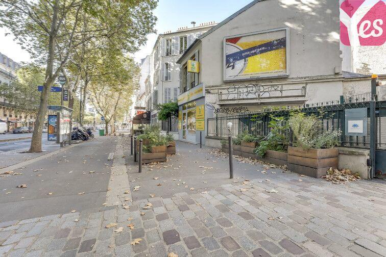 Parking Denfert-Rochereau - Paris 14 souterrain