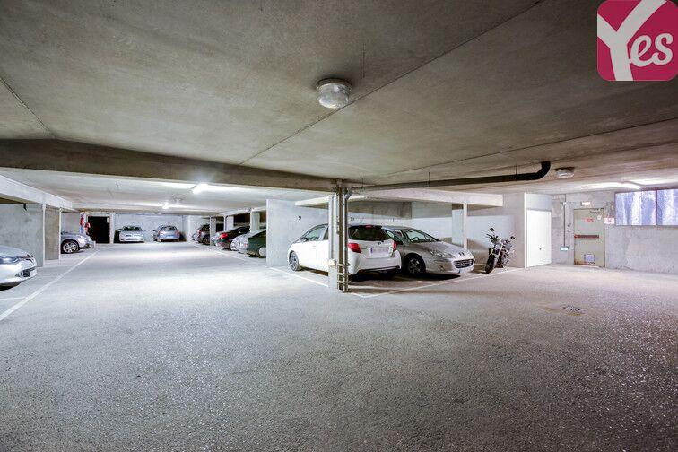 Parking Mairie de Puteaux à louer