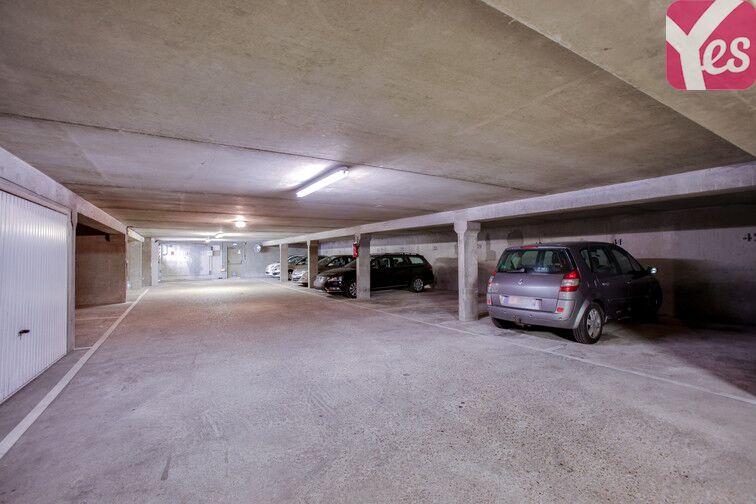 Parking Mairie de Puteaux 115 rue de la République
