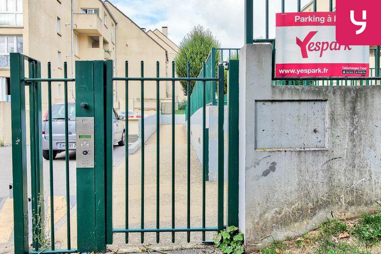 Parking Rue Joachim du Bellay - Saint-Jean - Beauvais (aérien) Beauvais