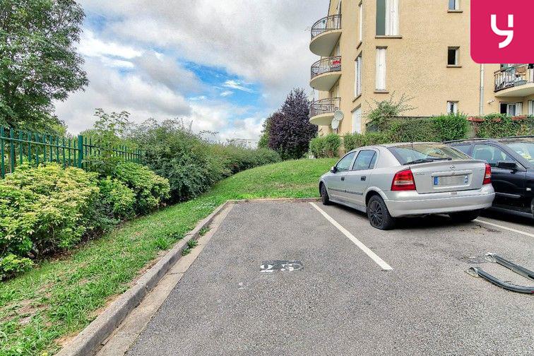 Parking Rue Joachim du Bellay - Saint-Jean - Beauvais (aérien) location mensuelle