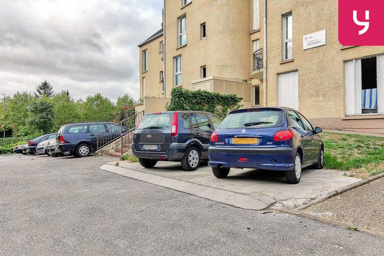 Parking Rue Joachim du Bellay - Saint-Jean - Beauvais (aérien) avis