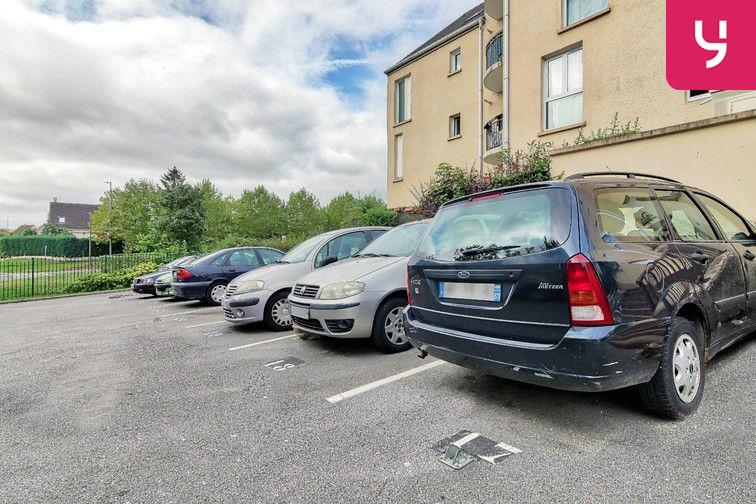 Parking Rue Joachim du Bellay - Saint-Jean - Beauvais (aérien) souterrain