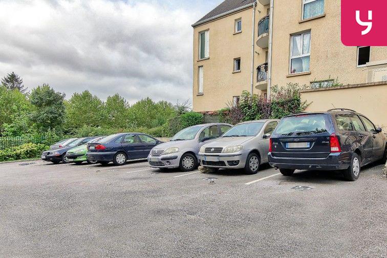 Parking Rue Joachim du Bellay - Saint-Jean - Beauvais (aérien) caméra