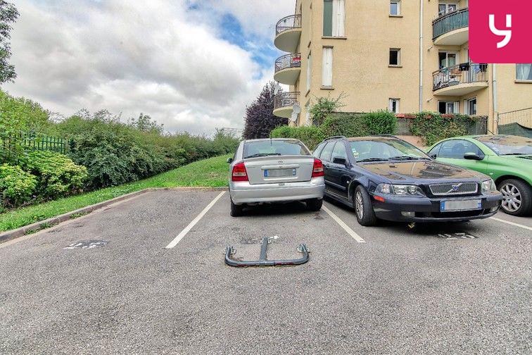 Parking Rue Joachim du Bellay - Saint-Jean - Beauvais (aérien) garage