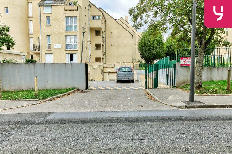 Parking Rue Joachim du Bellay - Saint-Jean - Beauvais (aérien) sécurisé
