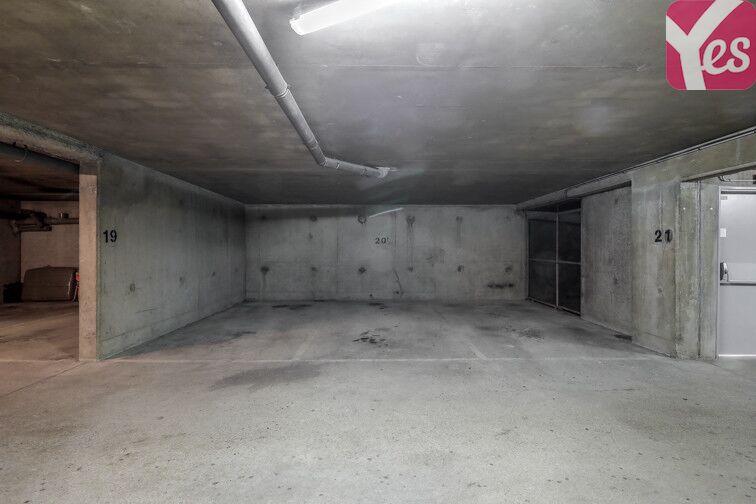 Parking Cimetière de Malakoff - Vanves box