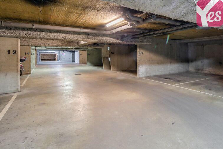 Parking Cimetière de Malakoff - Vanves sécurisé