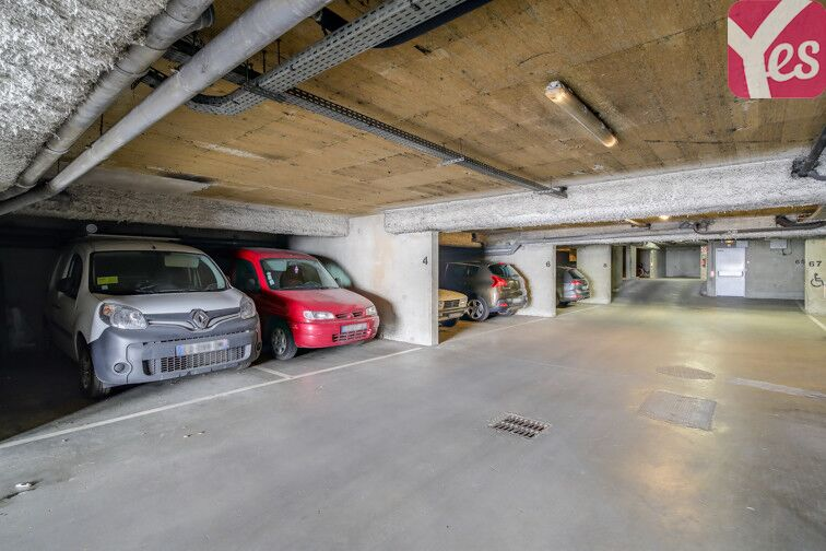 Parking Cimetière de Malakoff - Vanves caméra