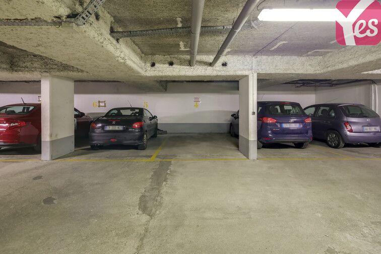 Parking Les Moulineaux - quai de Stalingrad box