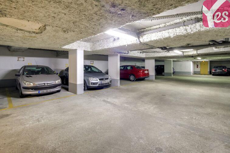 Parking Les Moulineaux - quai de Stalingrad garage